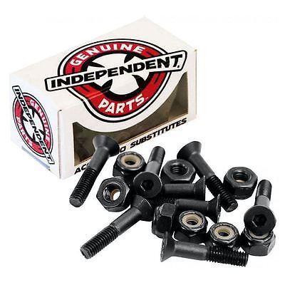 "Independent Skateboard Skate Hardware Indy Allen Truck Mounting Bolts 1"""