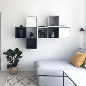 IKEA wall shelf VALJE/EKET