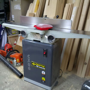 """6"""" Woodworking Jointer"""