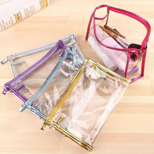 Clear PVC Travel Bag