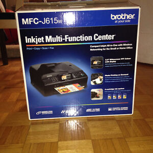 BROTHER MFC-J615w printer