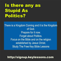 Free Bible Course.  by Email 30 Lessons.