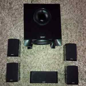 Energy Take Classic 5.1 Speakers and Subwoofer