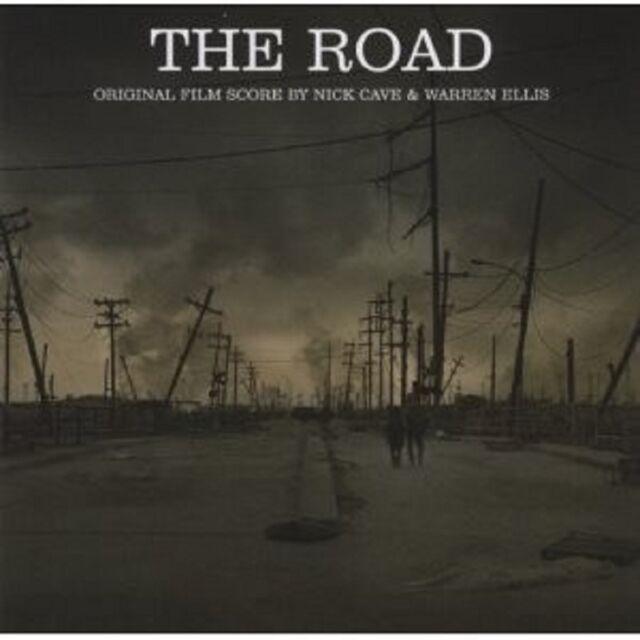NICK CAVE & WARREN ELLIS- THE ROAD (ORIGINAL FILM SCORE) CD NEU