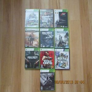 XBOX Kinects and Games Peterborough Peterborough Area image 2