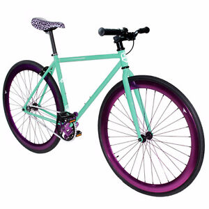 Fixed Gear Bicycle For Sale - ZycleFix - Hornet Leo - 41cm -