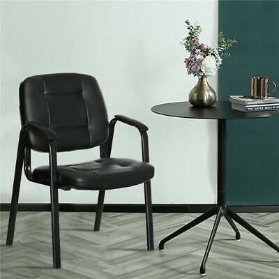 Durable Conference Chair Office Chair Waiting Room Guest Reception Armrest -