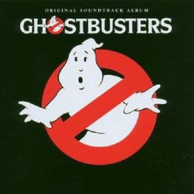 GHOSTBUSTERS ORIGINAL SOUNDTRACK CD NEUWARE