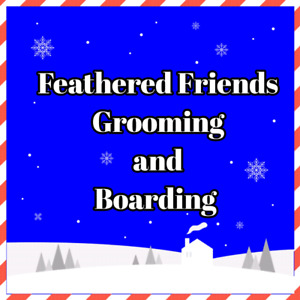 Feathered Friends Grooming and Boarding