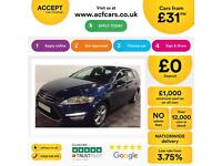 Ford Mondeo 2.0TDCi 140 2011MY Titanium FROM £31 PER WEEK.