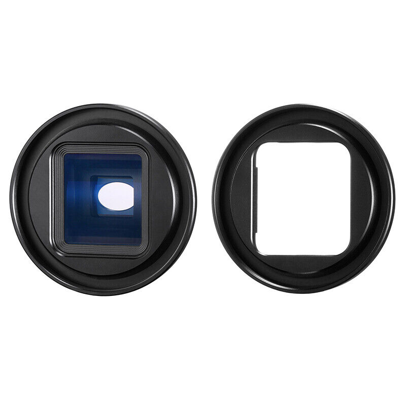 1pcs 1.33X 52MM Filter Adapter Ring For ULANZI Anamorphic Widescreen Movie Lens