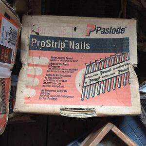 Misc Nails Screws building supplies etc