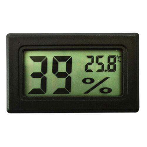 LCD Innenraum Mini Digital Thermometer Temperatur Luftfeuchtigkeit Meter  VV11