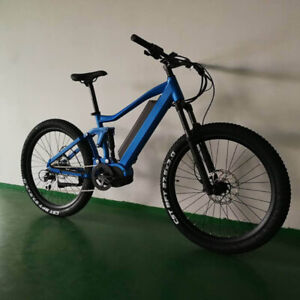 WORLDS MOST POWERFUL and reliable electric mountain bike 1500w