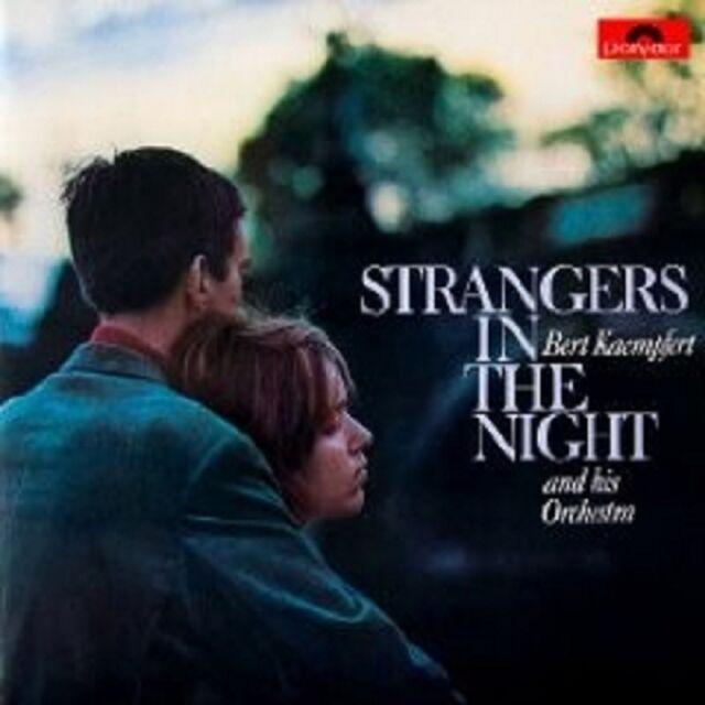 """BERT KAEMPFERT """"STRANGERS IN THE NIGHT"""" CD NEU"""