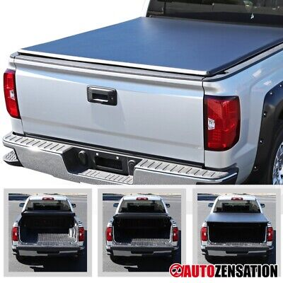 """For 2002-2018 Dodge Ram 1500 2500 3500 6.5ft 78"""" Bed TriFold Tonneau Cover"""