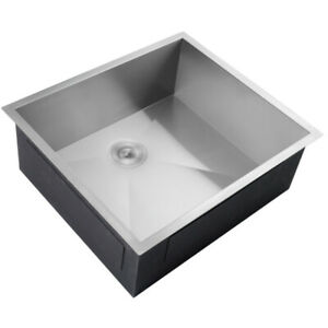 AKDY Undermount Kitchen Sink 25 x 22-inch