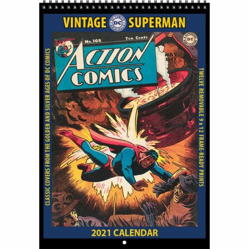 2021 VINTAGE SUPERMAN by Asgard Press