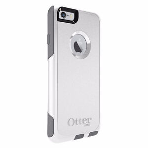 iPhone 6 White with Otter Box Case Kingston Kingston Area image 1