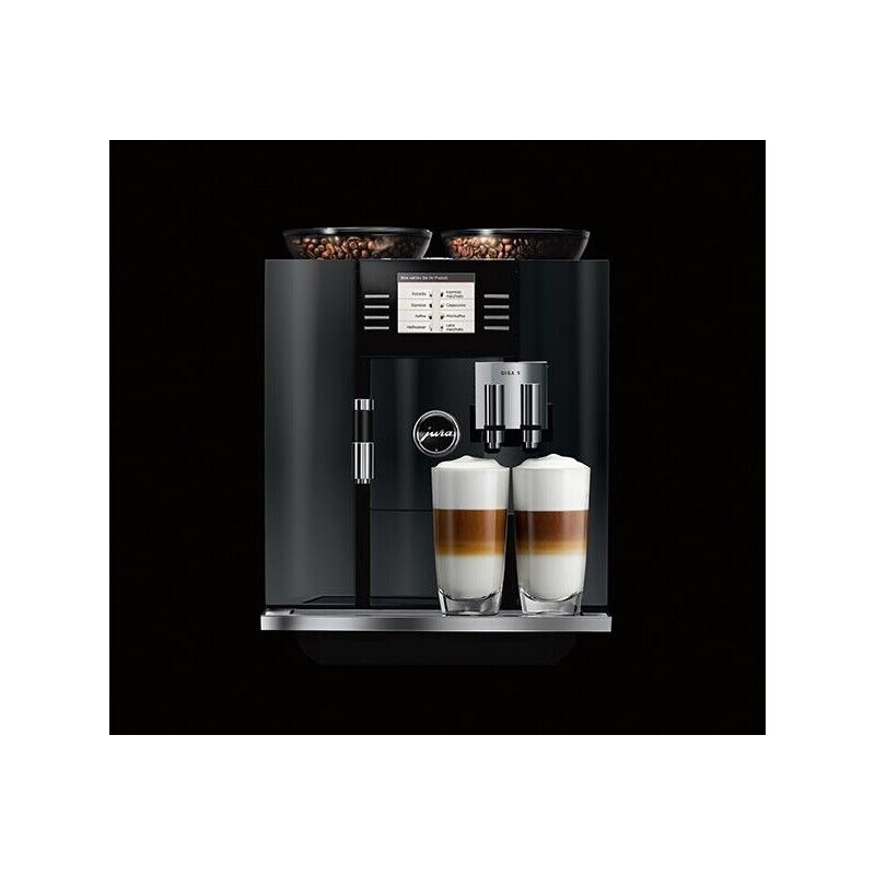 Jura GIGA 5 11 Cups Espresso Machine - Black, free shipping