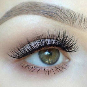 Lashes, synthetic, mink, human hair
