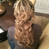 Mobile Wedding Hairstylist and Makeup Artist