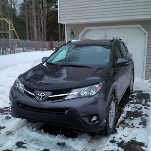 REDUCED!!! 2014 Toyota RAV4 LE AWD SUV, Crossover