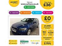 BMW 318 2.0TD 2010 M Sport FROM £36 PER WEEK!