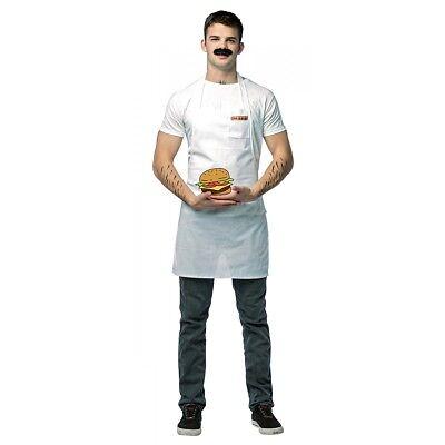 Bobs Burgers Halloween Costume (Bobs Burgers Bob Costume Bob's Burgers Halloween Fancy)