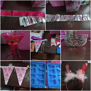 stuff from my bachelorette 15$ for all or best offer ADULT ONLY