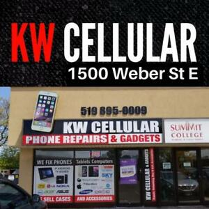 KW CELLULAR - Phone & Tablet Repairs - 1500 Weber St E