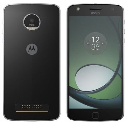 "Motorola Moto Z Play XT1635 5.5"" 32GB Factory Unlocked 4G Android Smartphone"