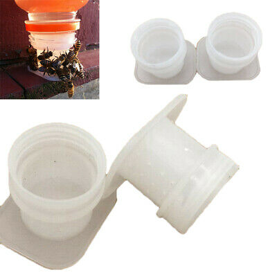 3pcs Beekeeping Bee Feeder Water Beekeeper Hive Tool Keeping Equipment Parts