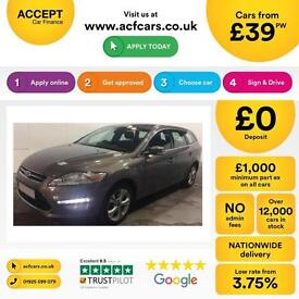 Ford Mondeo 2.0TDCi 140 2011MY Titanium FROM £39 PER WEEK.