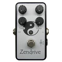 Hermida Audio Zendrive - Made in Japan, NOT the Lovepedal remake
