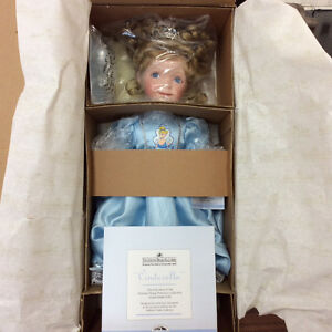 Ashton Drake Collectible Cinderella doll