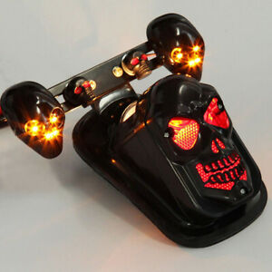Skull Tail Light with turn signals