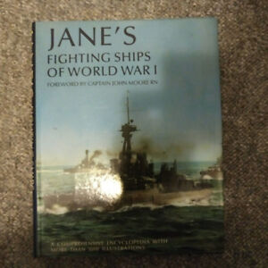 JANE'S  Fighting ships of World War I
