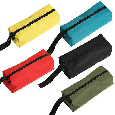 Small Zipped Bag Multi purpose Tool Pouch Utility Bags for H