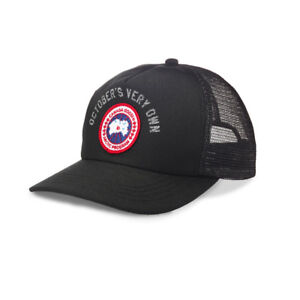 BRAND NEW WITH TAGS CANADA GOOSE OVO TRUCKER HAT