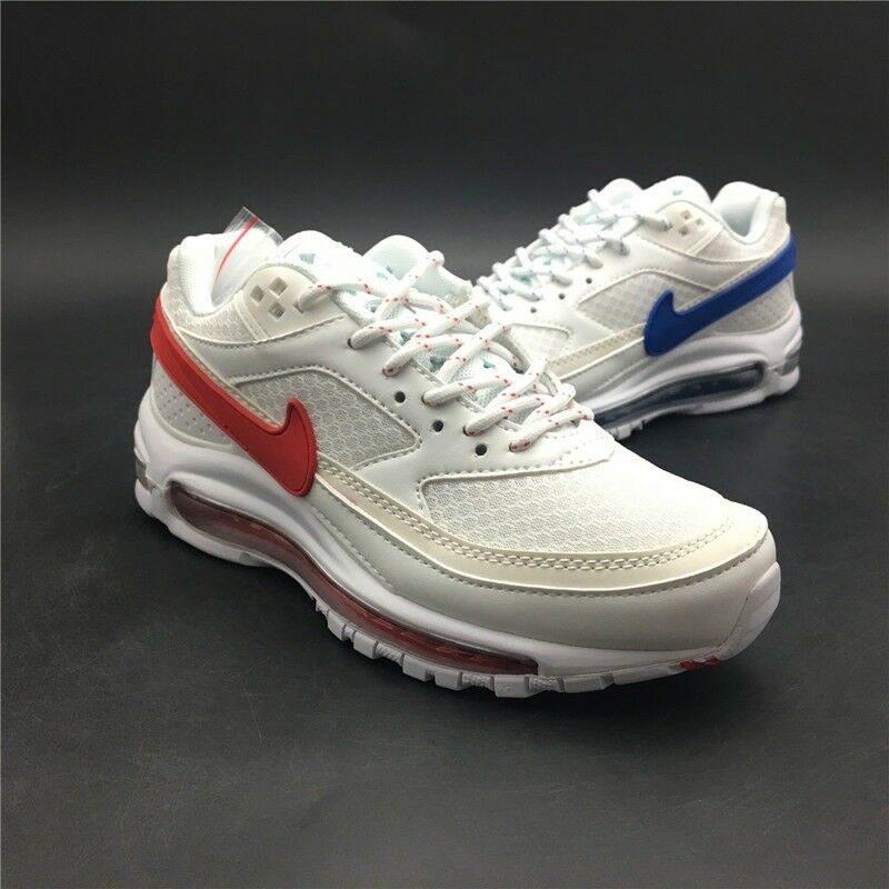 Nike Skepta x Nike Air Max 97   BW Red and Blue - ALL Sizes - FREE DELIVERY df99fc069