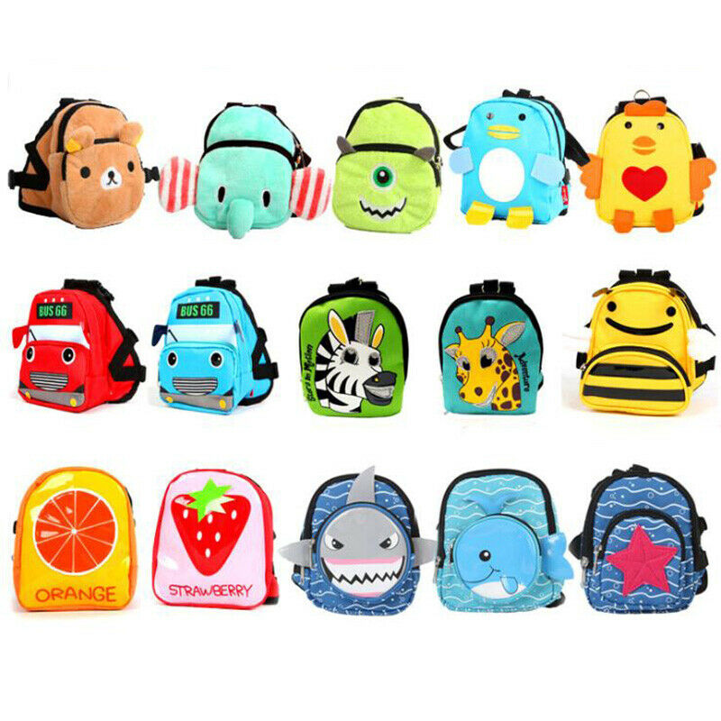 Cute Dourable Canvas Bag Pet Carrier Backpack School Bag Sel