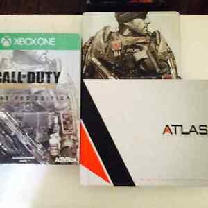 COD advanced warfare atlas pro edition
