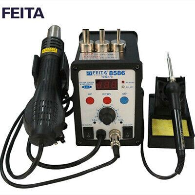 Feita Esd Hot Air Nozzle Rework Desoldering Station Solder Iron Heat Hot Air Gun