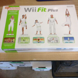wii fit plus NIP