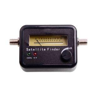... Digital-Satellite-Finder-Satfinder-Sat-Signal-Strength-Meter-DirecTV