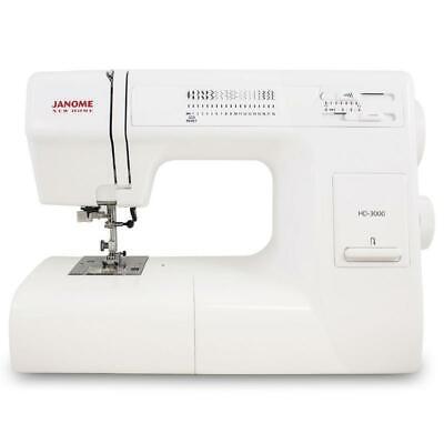 Janome Hd3000 Heavy-duty Sewing Machine