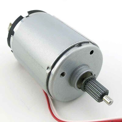 Large Torque 545 Dc Motor Wind Power Generator Low Noise Motor 3v-24v Diy