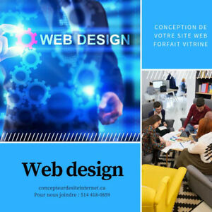 Conception de site web wordpress - web design Longueuil - 799$