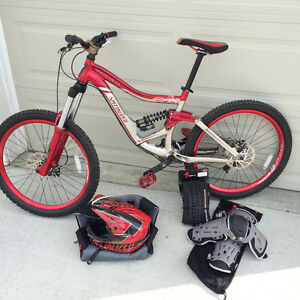 BRAND NEW SPECIALIZED BIG HIT 3 $1700 *** REDUCED FROM 2400